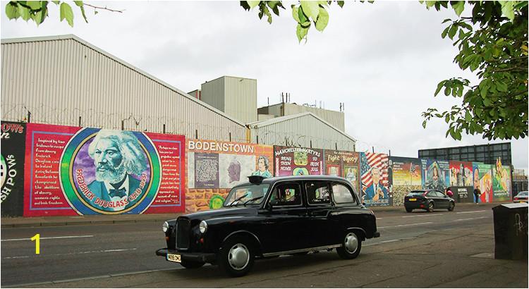 Vintage Car Wall Murals Die Elastizität Des nordirischen Friedens Wird Gerade Sehr