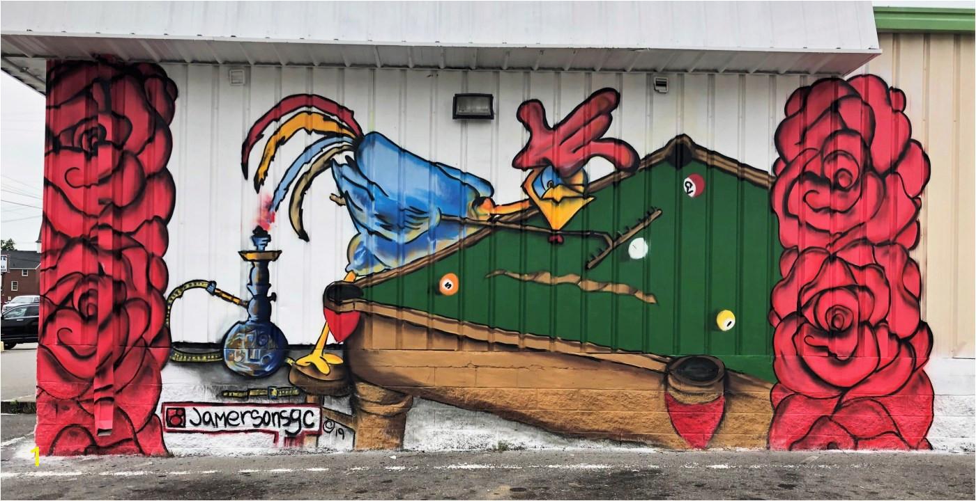 LaRosa Mural