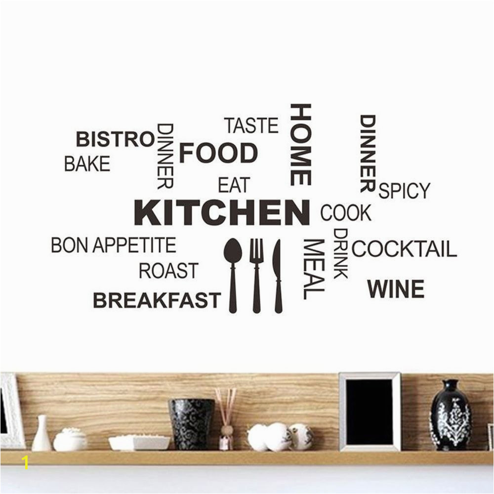 kitchen wall decals removable inspirational kitchen rules quote wall within kitchen wall art sticker of kitchen wall art sticker