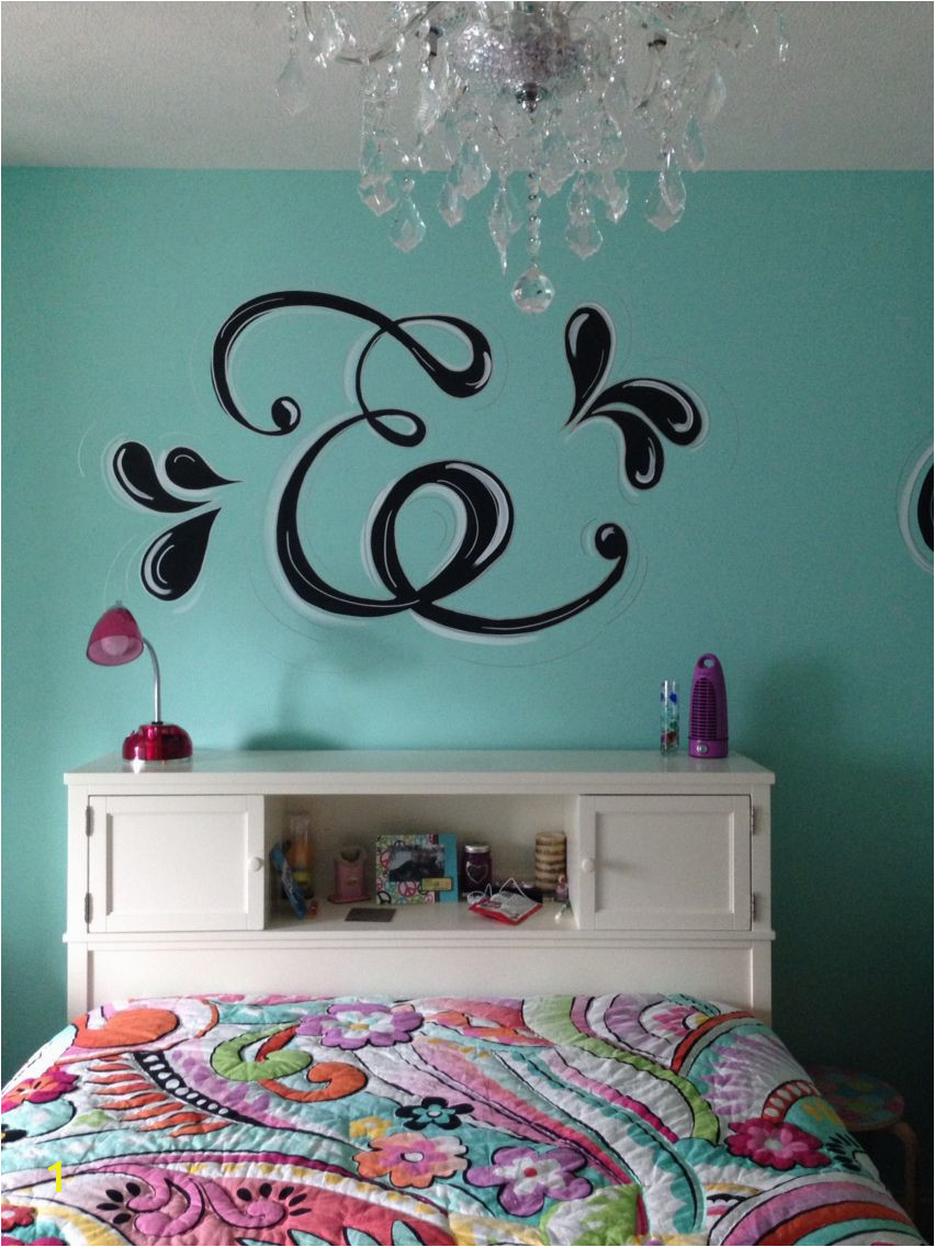 Wall Murals for Girls Bedroom Bining Music and Paris to This Room