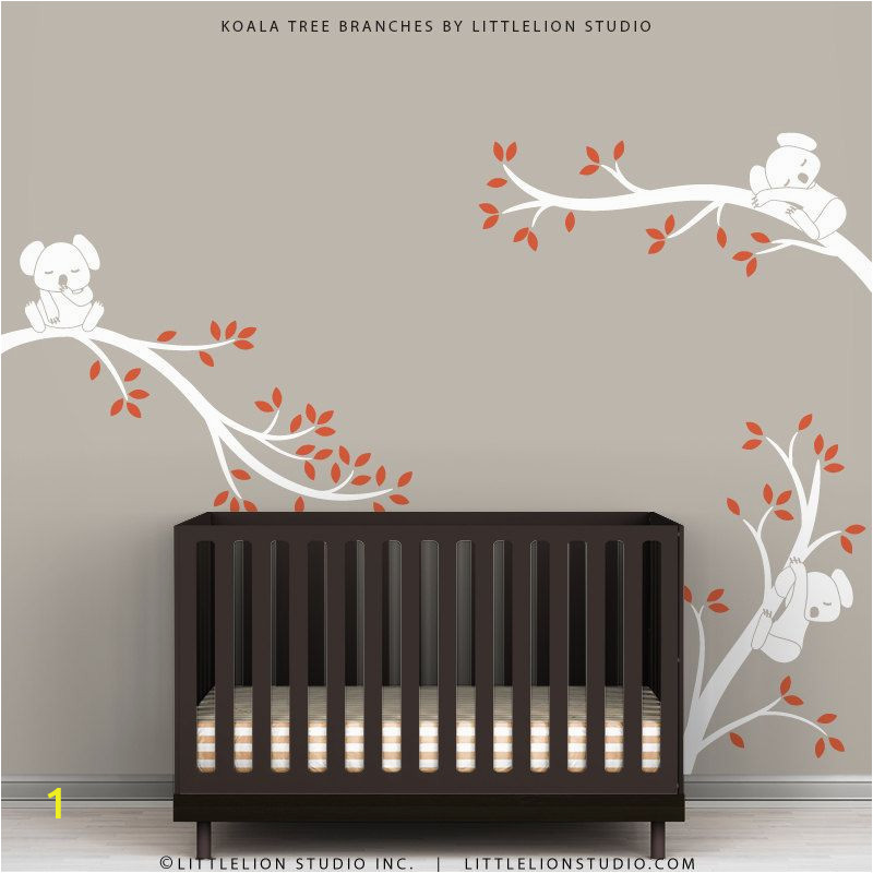 Wall Murals for Nursery Ideas Nursery Wall Décor Ideas