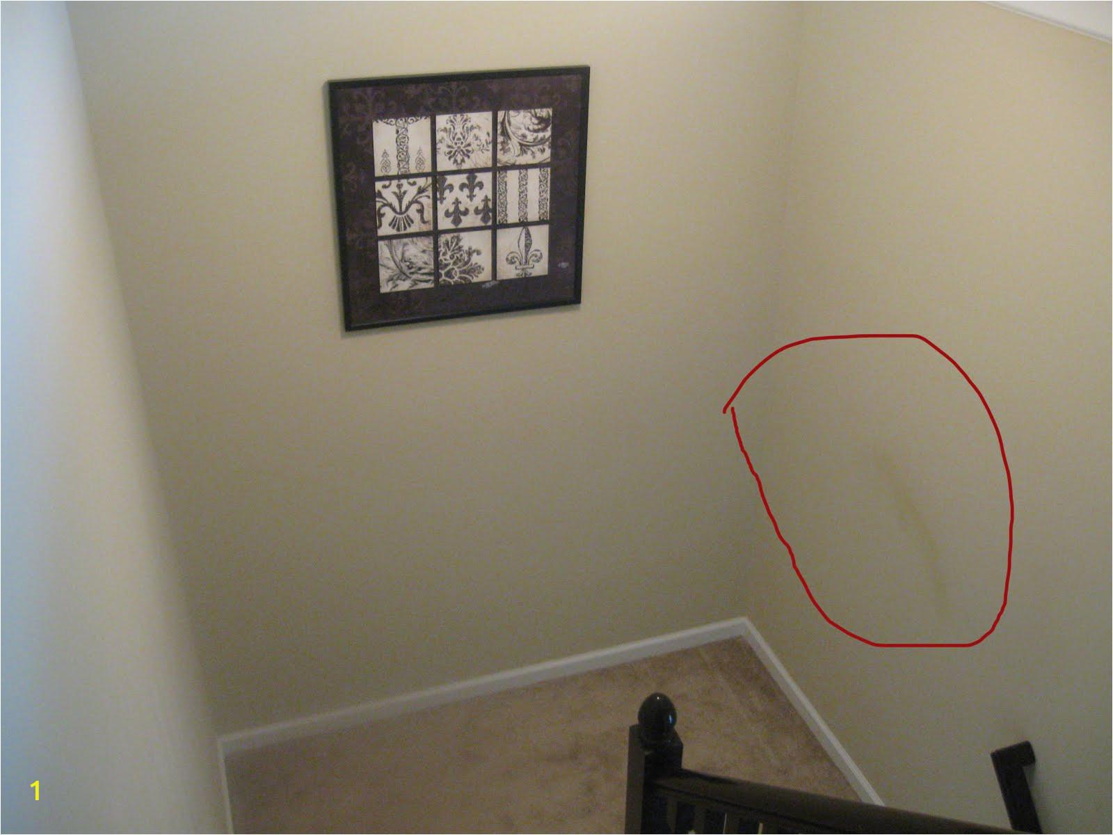 Stairwell mark