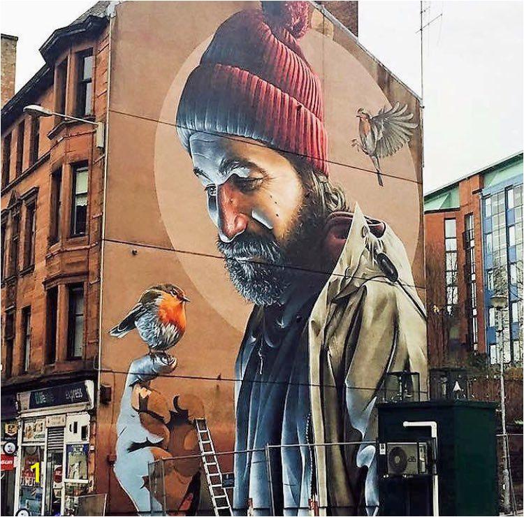 Wall Murals In Glasgow Bildergebnis Für Glasgow High Street Mural