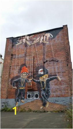 hip hop marionettes