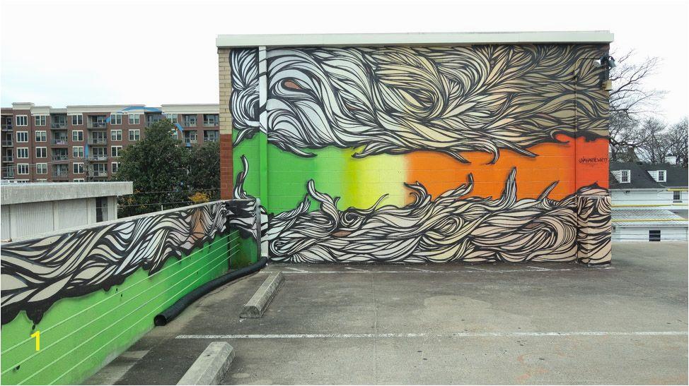 Wall Murals In Nashville A Work Of Street Art the Best Murals In Nashville