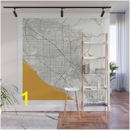 orange county map wall murals