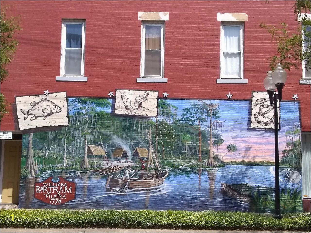 bartram mural