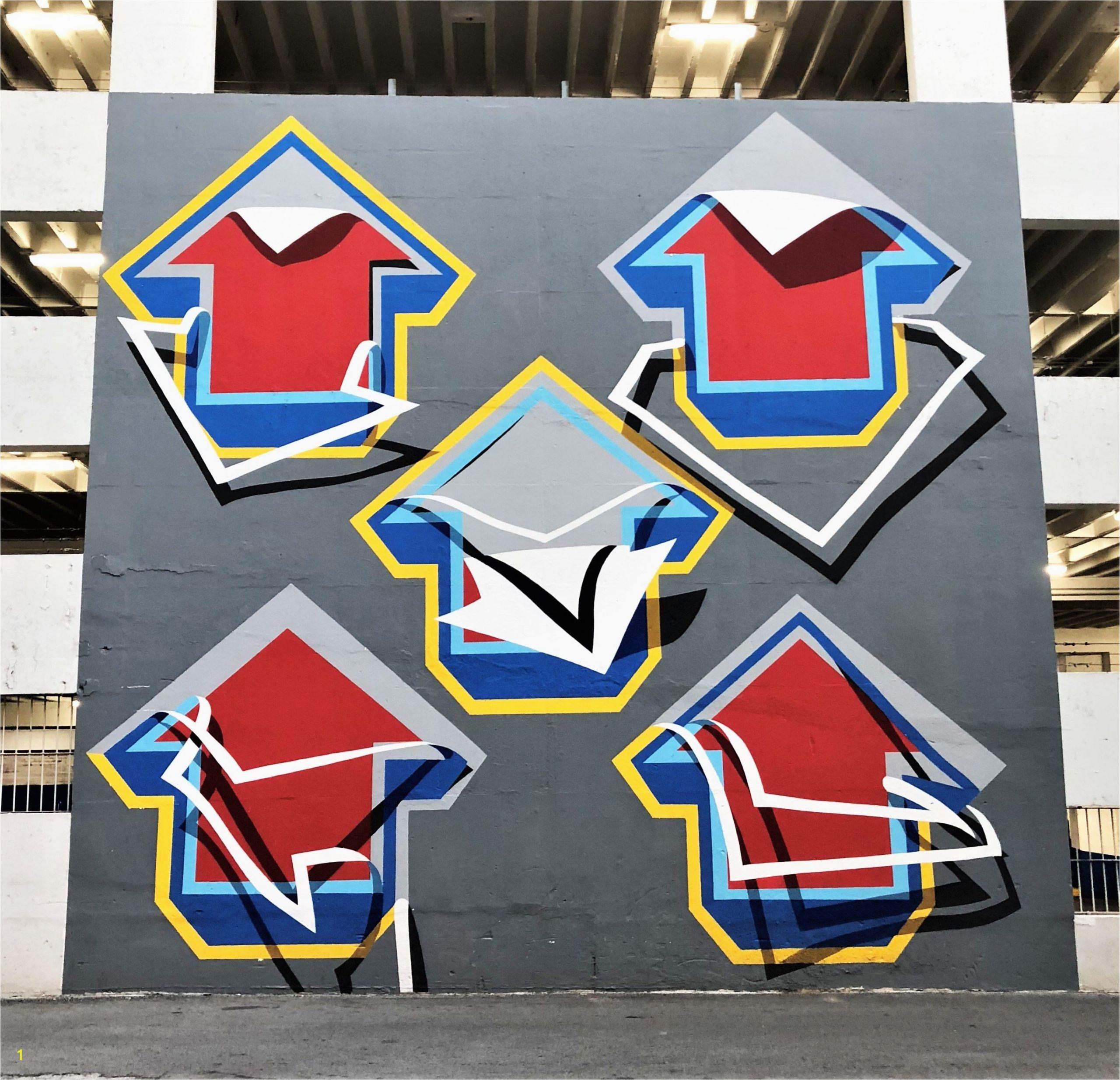 Wall Murals Nashville Tn Beautiful Decay by Tavar Zawacki Mural Nashville Muralart