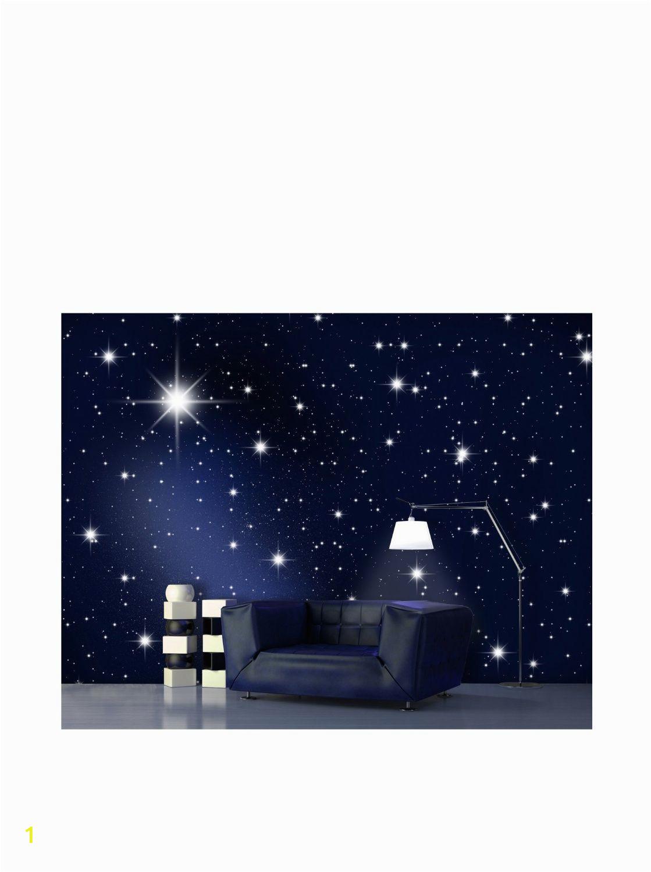 """Wall Murals Night Sky Wtd Wall Mural No 119 """"stars"""" 400×280 Cm Wallpaper"""