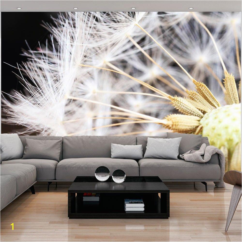 """Wall Paper Murals Uk Wallpaper Fluffy Dandelion"""" 3d Wallpaper Murals Uk"""