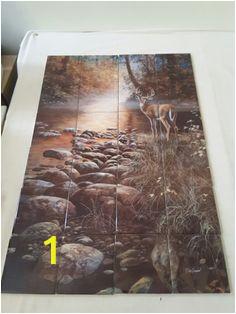 d5eb8aae42c tile murals deer