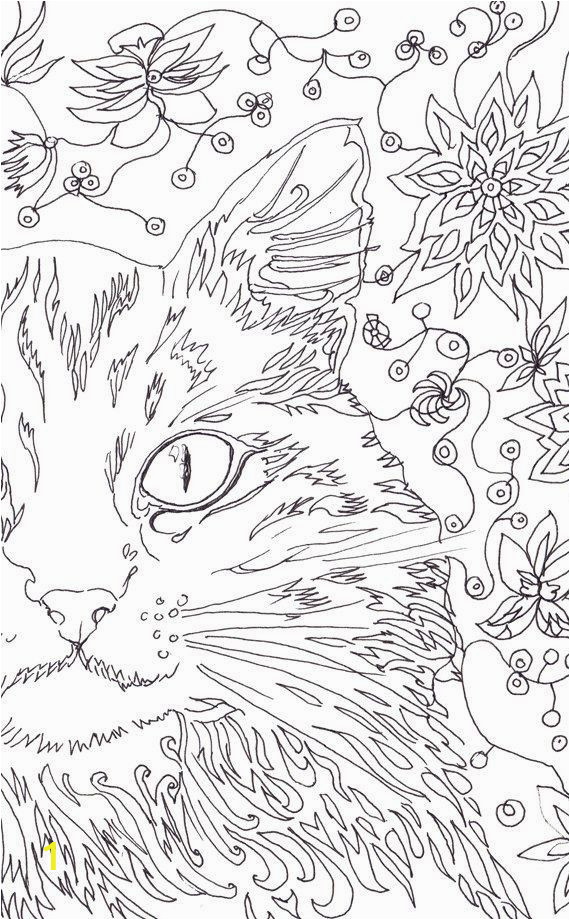 luxury coloring pages cat for adults of coloring pages cat for adults 2