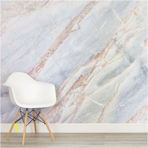 White Marble Wall Mural Green Marble Wallpaper