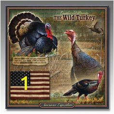 9c6923d b6b846df894aae7cd42 tin art wild turkey