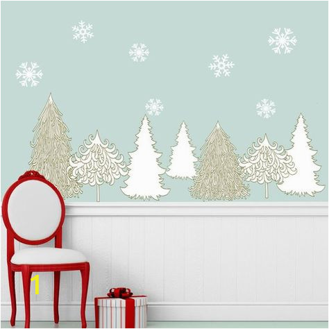 Winter Wonderland Wall Mural Pinterest – Пинтерест