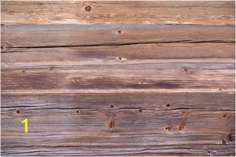 Wooden Planks Wall Mural Old Wood Planks Texture Wall Mural