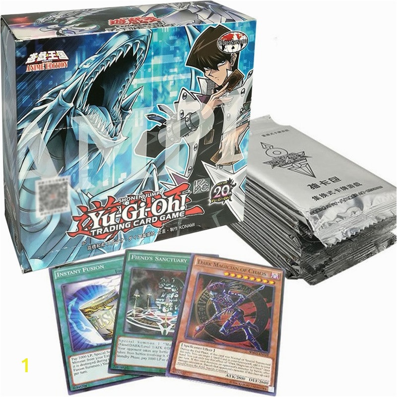 240pcs set Yugioh Cards yu gi oh anime Game Collection Cards toys for boys girls Brinquedo