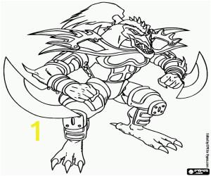reptilian warrior yu gi o becd687 p