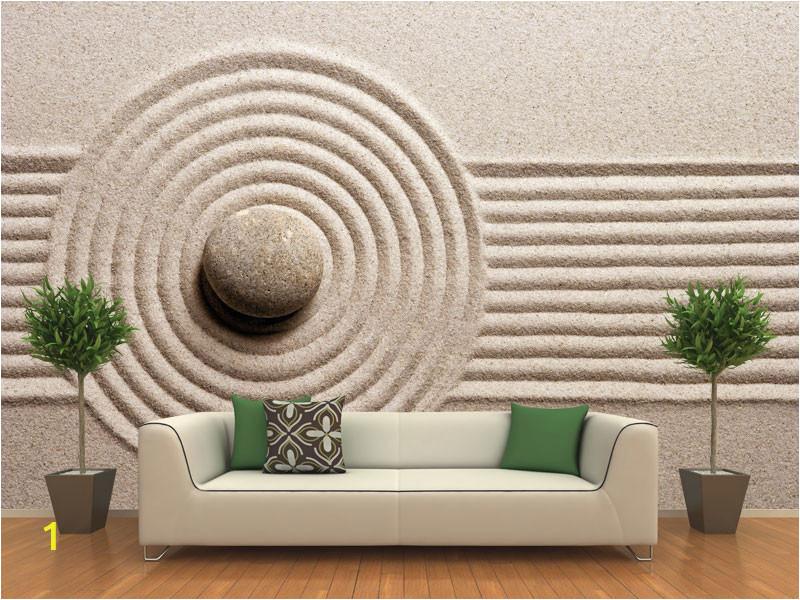 Zen Garden Vinyl Wall Mural Decal Sticker Art Graphics Wallpaper Decor sup2 1024x1024