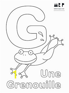 mrprintables alphabet coloring pages french g