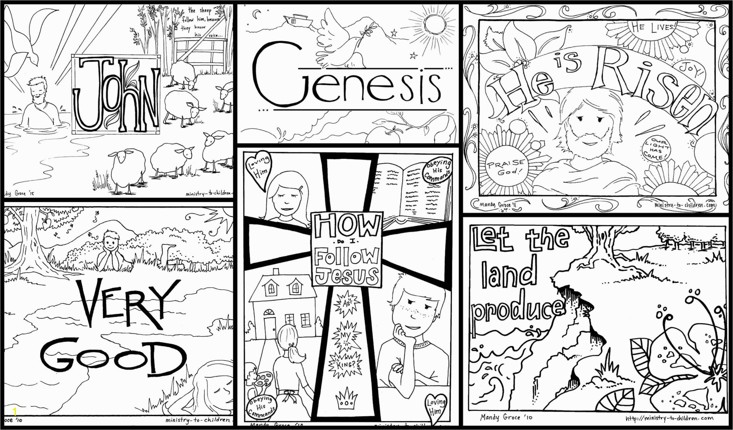 christian coloring pages pdf scaled
