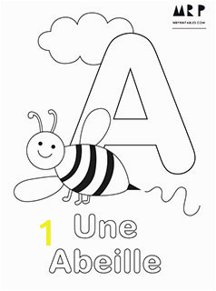 mrprintables alphabet coloring pages french a