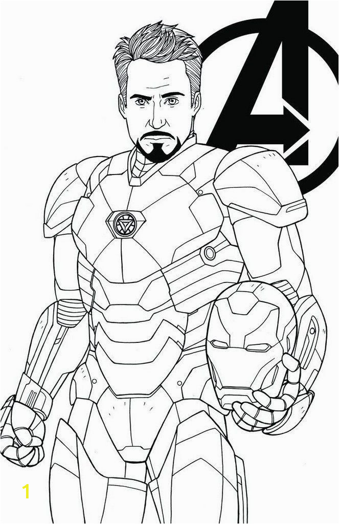 Avengers Infinity War Coloring Pages Printable Avengers Infinity War Coloring Pages Free Em 2020