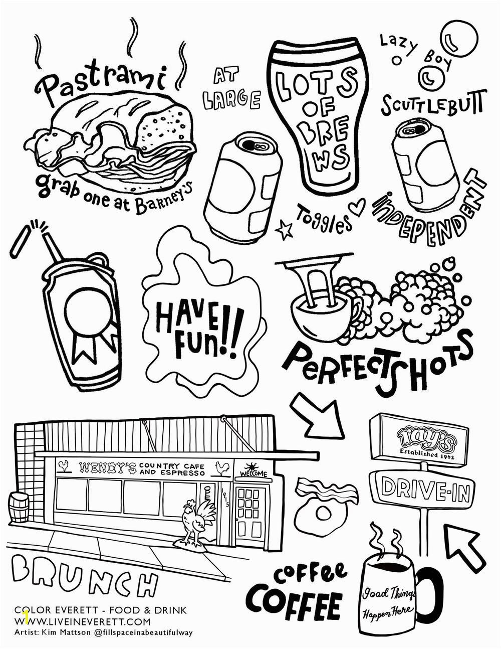 Food & Drink LIE