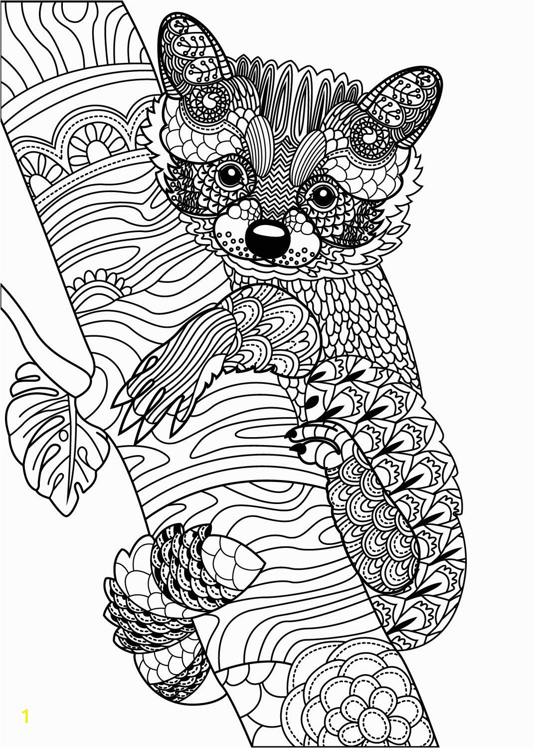 Color by Number Cat Coloring Pages Wild Animals to Color