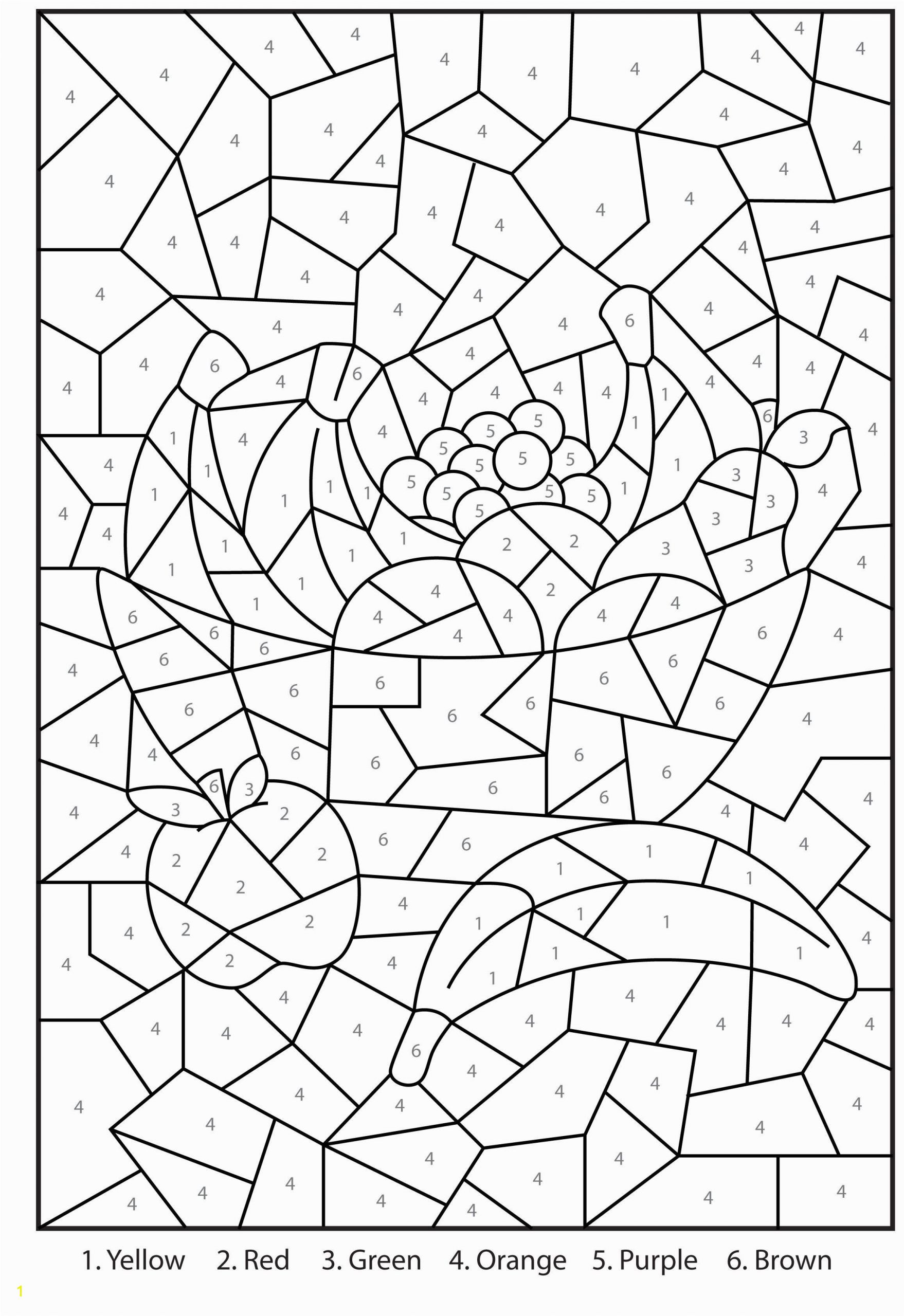 Color by Number Christian Coloring Sheets Image Result for Bible Math Worksheets