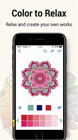Color by Number Coloring Book iTunes Color Artist Coloring Book Im App Store