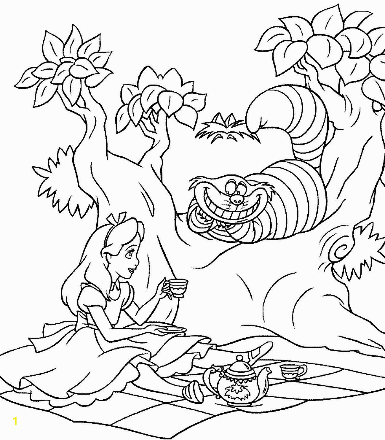 alice in wonderland coloring pages for adults new alice in wonderland coloring pages of alice in wonderland coloring pages for adults