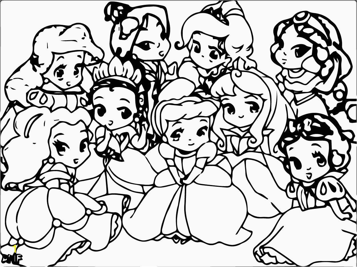 Coloring Pages Disney Princess Baby Coloring Games Line Disney