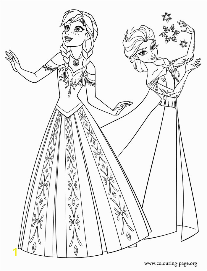 kids n fun coloring page frozen anna and elsa frozen of elsa ausmalbilder pdf einzigartig two beautiful princesses of arendelle elsa and anna disney frozen of kids n fun coloring page frozen