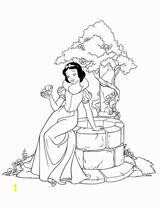 0d41fc7025fd ac9fce16f7d1 snow white coloring pages disney princess coloring pages