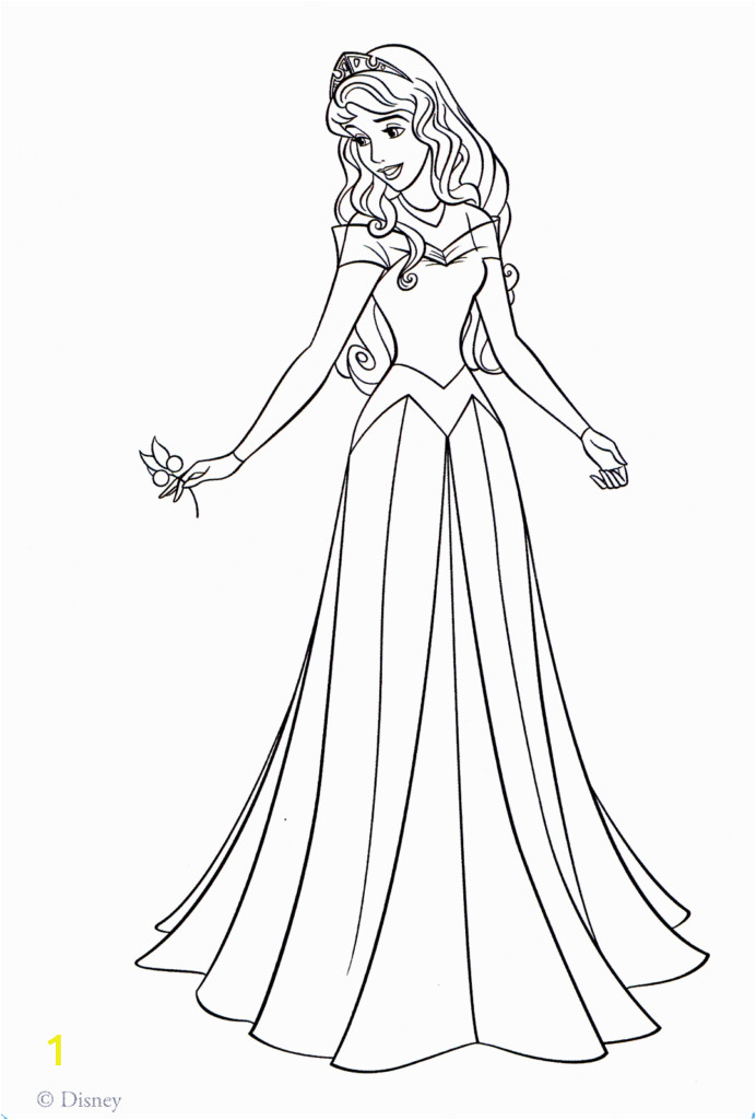 Coloring Pages for Disney Princesses Disney Princess Coloring Pages with Images