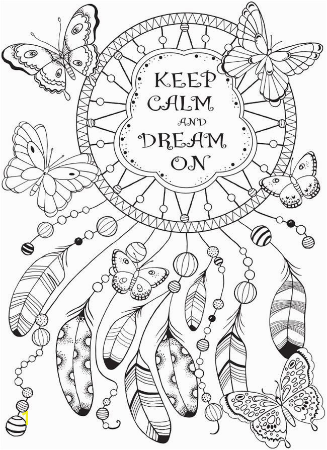 Coloring Pages for Ipad Pro Dream Catcher Coloring Page Dover Publications Mit Bildern