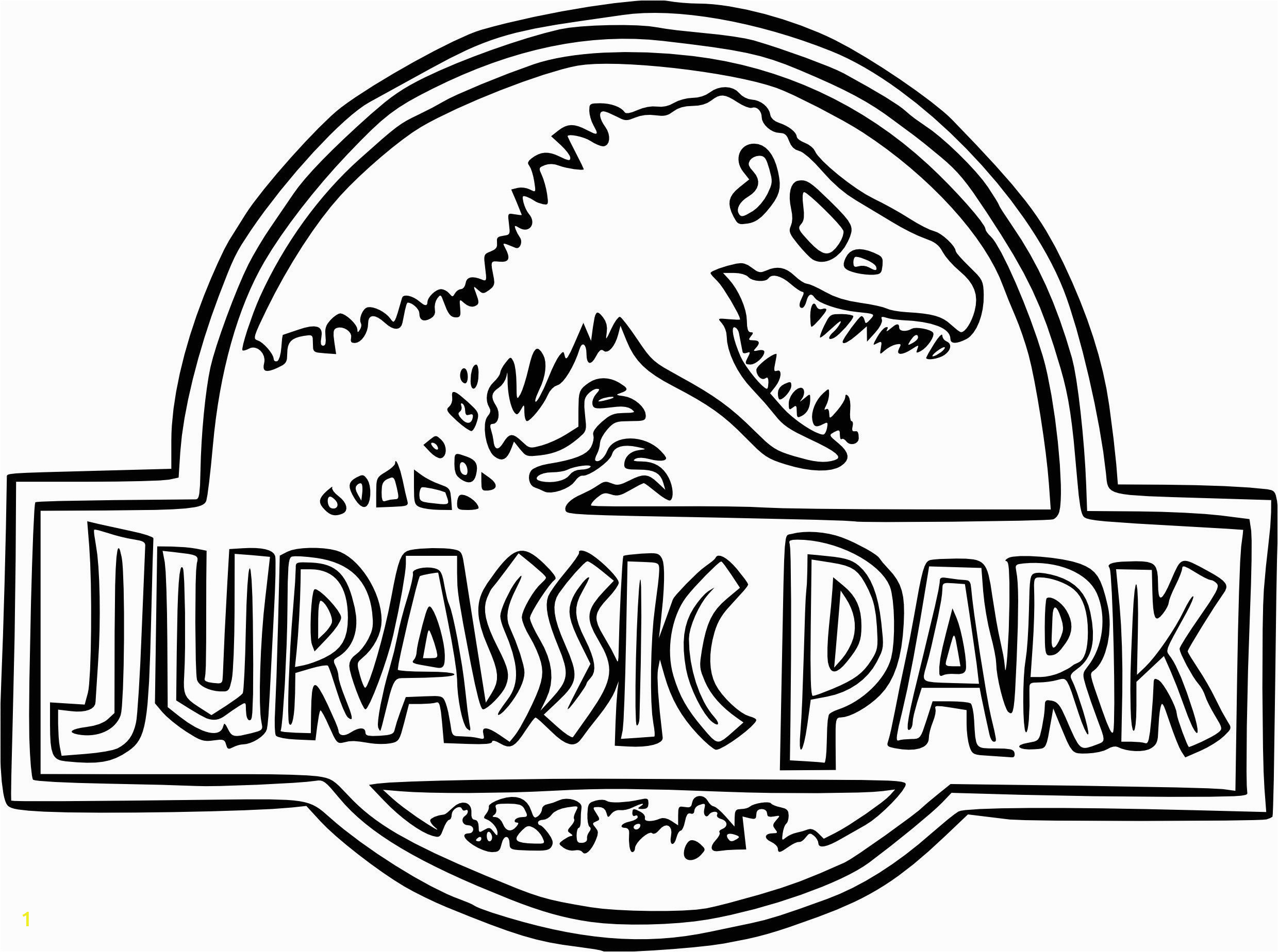 Coloring Pages for Jurassic World Jurassic Park Coloring Pages Fresh 25 Imagens