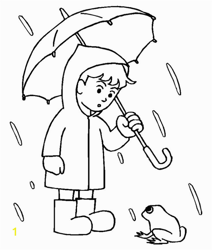 6c170dc6a055a40c0ce167fc04e8bc64 kids coloring pages rain jackets