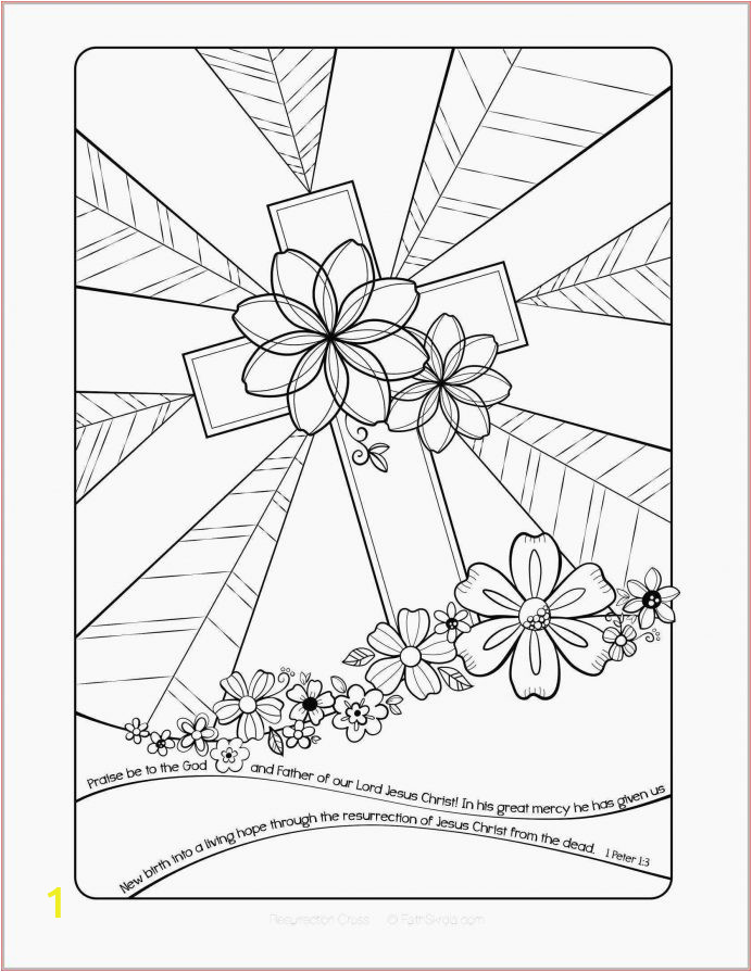 printable sunday school coloring pages 692x895