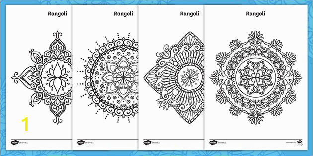 t or 2034 dipals diwali rangoli colouring pages ver 1