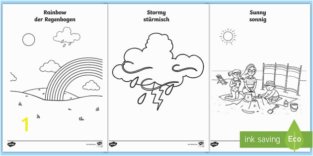 de t t weather colouring pages english german ver 1