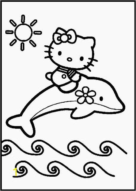hello kitty ausmalbilder frisch ausmalbild hello kitty delfin inspirational malvorlage hello kitty of hello kitty ausmalbilder