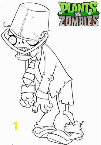 Coloring Pages Of Disney Zombies Pin On Plants Vs Zombies