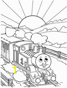 a8d234dc0be9f4fc d375b thomas the train coloring pages