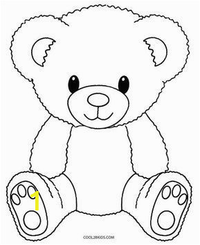 Coloring Pages Teddy Bear Printable Trend Teddy Bear Coloring Pages Free 73 Coloring Pages