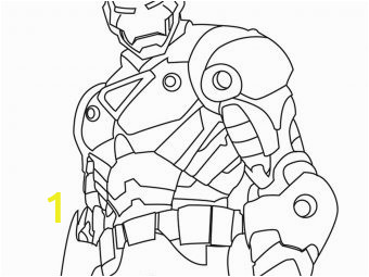 Top 20 Iron Man Coloring Pages You Toddler Will Love 1 340x255