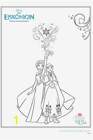 Disney Coloring Pages Elsa and Anna Beste Von Inspiration Malvorlagen Disney Elsa Druckfertig