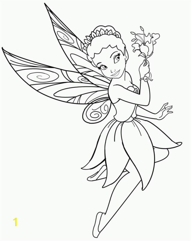 Disney Fairies Coloring Pages Rosetta | divyajanani.org