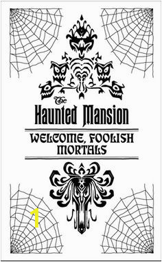 81b3af3dfde4b d61e1ad haunted mansion halloween halloween signs